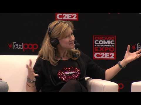 C2E2 - Veronica Taylor Interview (Pokemon) 2017