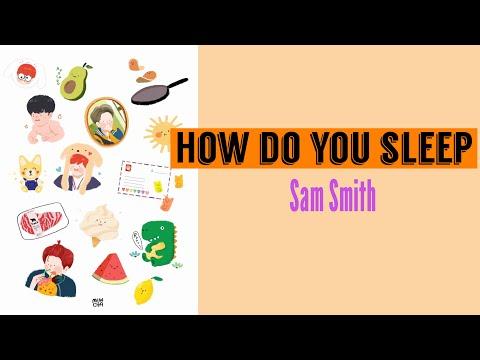 How Do You Sleep - Sam Smith (Lyrics)
