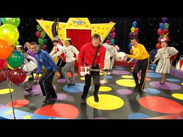 Murray\'s Guitar Save de World - The Wiggles Chords - Chordify