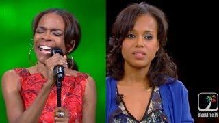 scandal star kerry washington opens up during girl talk at megafest 2013