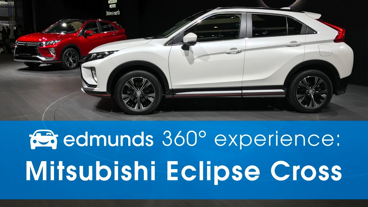 Mitsubishi Eclipse Cross 360° Experience at the 2017 ...