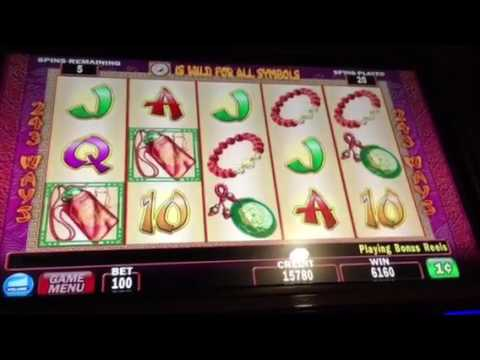 Golden Rooster, IGT Slot