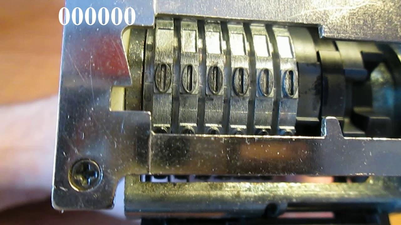 Как обнулить автоматический нумератор Reiner B6 Райнер (Германия)