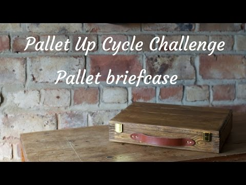 Pallet Up Cycle Challenge, Briefcase