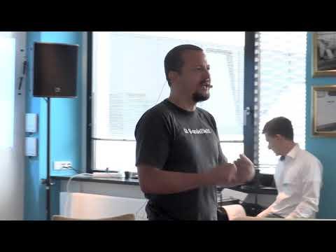 TED Talk with Ulrik Branner - Digital Construction
