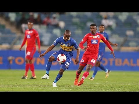 2017 MTN8 Final - Cape Town City vs SuperSport United - 14 October 2017 ● Full highlights HD