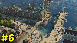 DOCKLANDS! - Let's Play ANNO 1800 - S2 Ep.6 [All DLC]