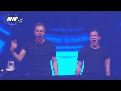 Armin van Buuren b2b Hardwell (II=I) live at Amsterdam Music Festival 2017