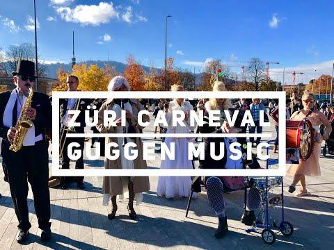 Guggen Music at Züri Carneval Zurich 2018
