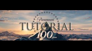 Eigenes Paramount Intro erstellen (Tutorial)  + Free Template