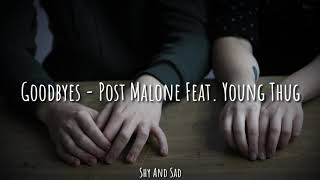 Baixar Goodbyes - Post Malone feat. Young Thug (Sub. Español)