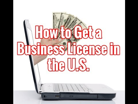 How to Get a Business License in the United States