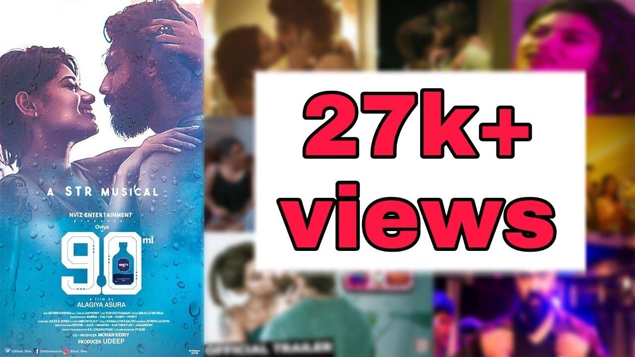90ML - Official Trailer BreakDown | 18+ | Oviya | STR | Alagiya Asura | lol tamil