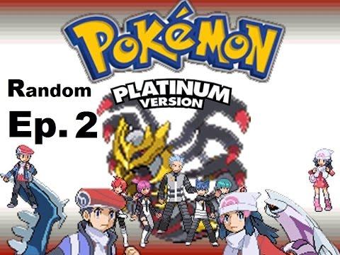 Pokemon platine random ep 2 legendaire dans les herbes - Pokemon legendaire platine ...