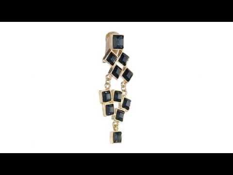 Kenneth Jay Lane - 3509EGS Earrings SKU:8512817