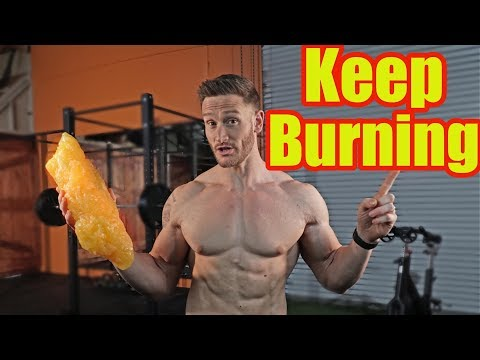 Post-Workout Fat Burning | How Long Do You Burn Fat AFTER Exercise? (EPOC Explained)