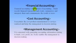 Accounting Course Tutorial in hindi