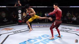 BRUCE LEE vs SHAZAM 2K19 | EA SPORTS UFC 3