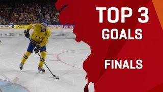 Top 3 Goals | Finals | #IIHFWorlds 2017