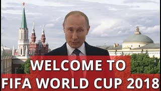 WELCOME TO RUSSIA! - Putin Finally Speaks English For 2018 FIFA World Cup! Watch Until The End!
