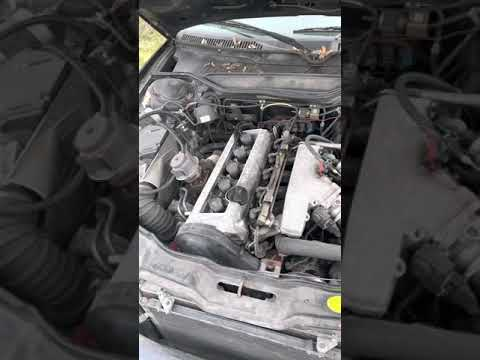 Audi S4 2.2t starting after 4 years #shorts