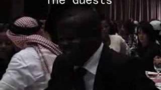 Kenya Swiss Society Gala 2006 Guests