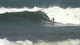 Surfing El Salvador - Biggest Sunzal Ever ?