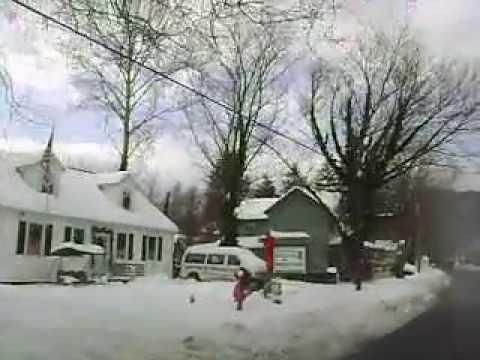 Small Village in USA
