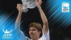 Sampras vs Stich: ATP Finals 1993 Final Highlights