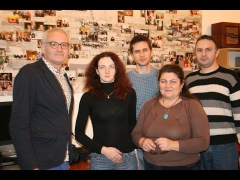 Krzesimir Dębski.Wywiad dla Radio Lwów.
