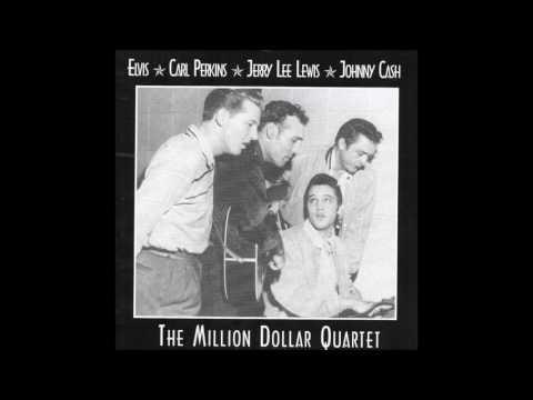 The Million Dollar Quartet - Don't Be Cruel