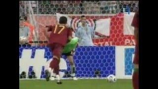 vuclip C.Ronaldo in fifa worldcup 2006