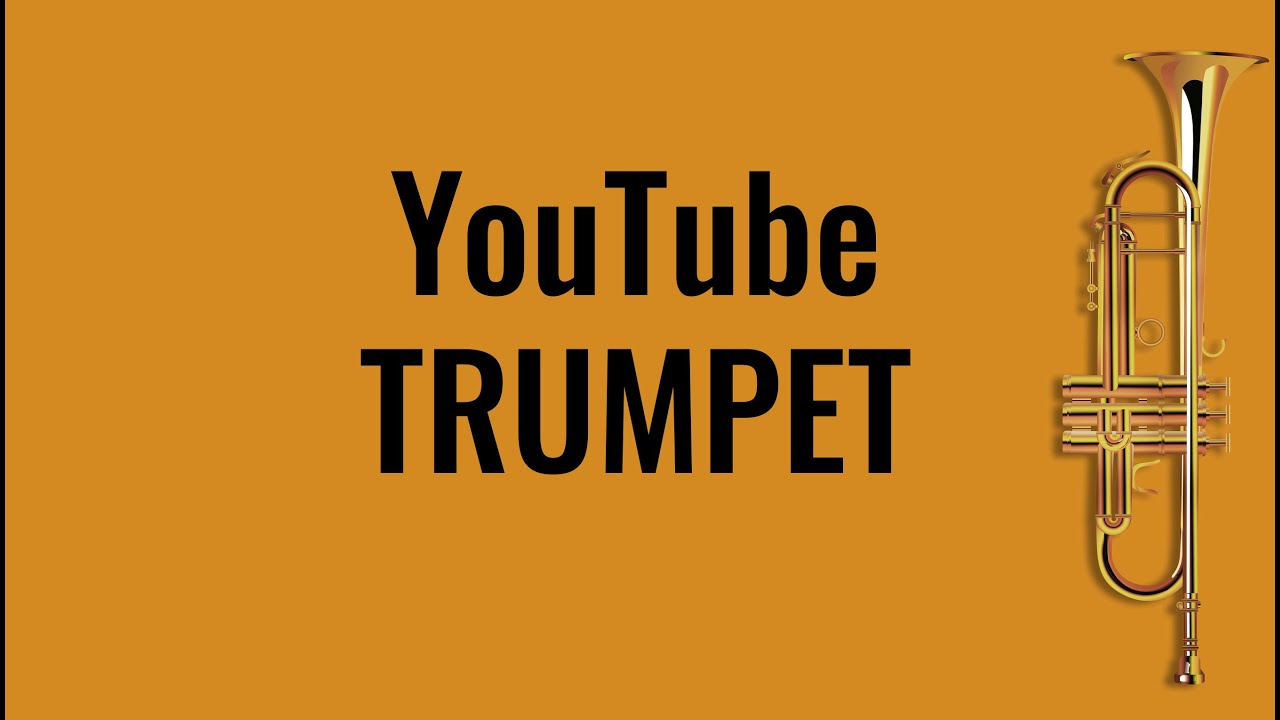 Download YouTube Trumpet - Play on YouTube with computer Keyboard