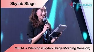 MEGA's Pitching (Skylab Stage Morning Session)