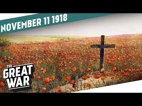 Armistice - But Peace? I THE GREAT WAR Week 225