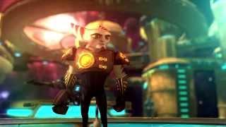 [FANDUB PL] Ratchet & Clank: A Crack in Time - Finał