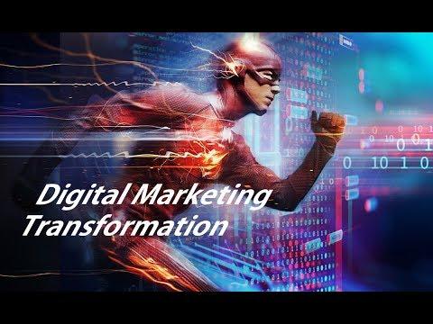 Digital marketing Transformation là gì - GRASPREAD Vietnam