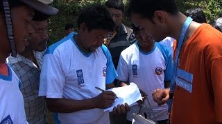 UNDP's Early Recovery Programme in Nepal