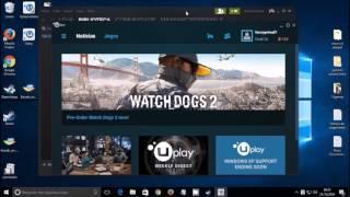 tutorial de instalaçao dos jogos steam + uplay
