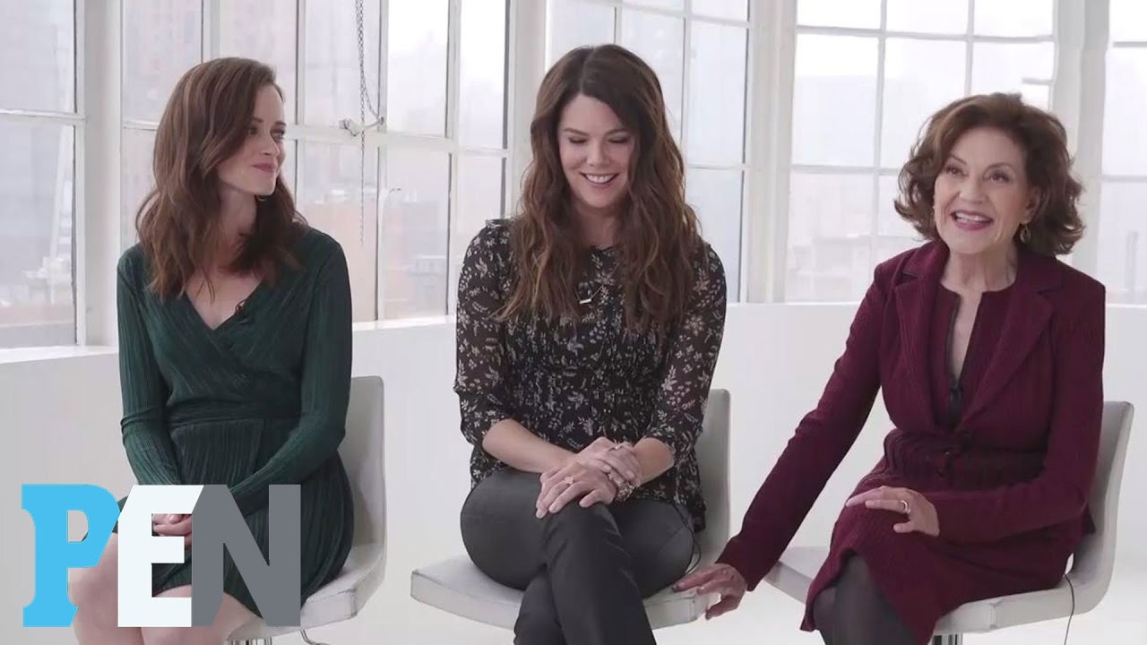 Download Gilmore Girls: The Cast On Those Final Four Words & The Show's Legacy | PEN | Entertainment Weekly