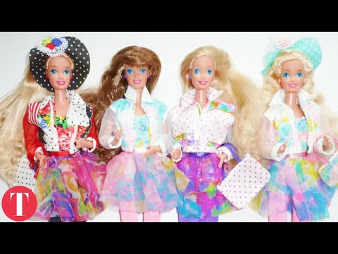The 10 Most Controversial Barbies Ever