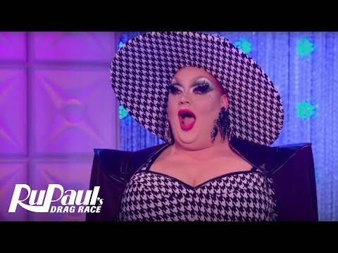 Best of Eureka O'Hara: From A Giant Baby to Slaying the Runway | RuPaul's Drag Race Season 10