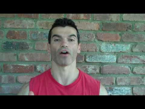 NYC Mr. Australia and Certified Fitness Coach Gennaro Ferra on Carman