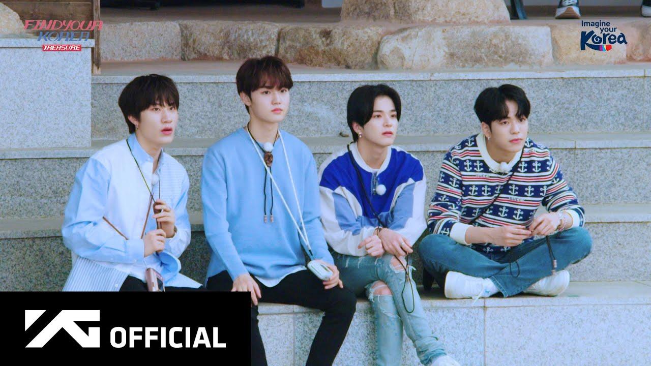 [TREASURE X 한국관광공사] FIND YOUR KOREA EP02 - 안동