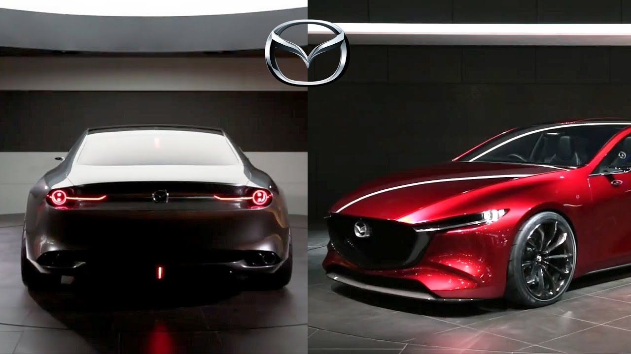 2021 mazda kai  car wallpaper