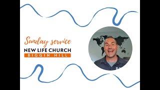 Sunday service - 26/07 -  Simon Turner