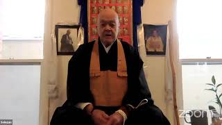 Questions from Sangha - 1/10/21 - By Sokuzan