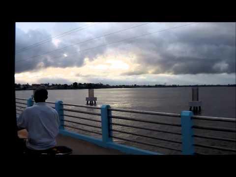 New Bridge over Wouri River in Douala