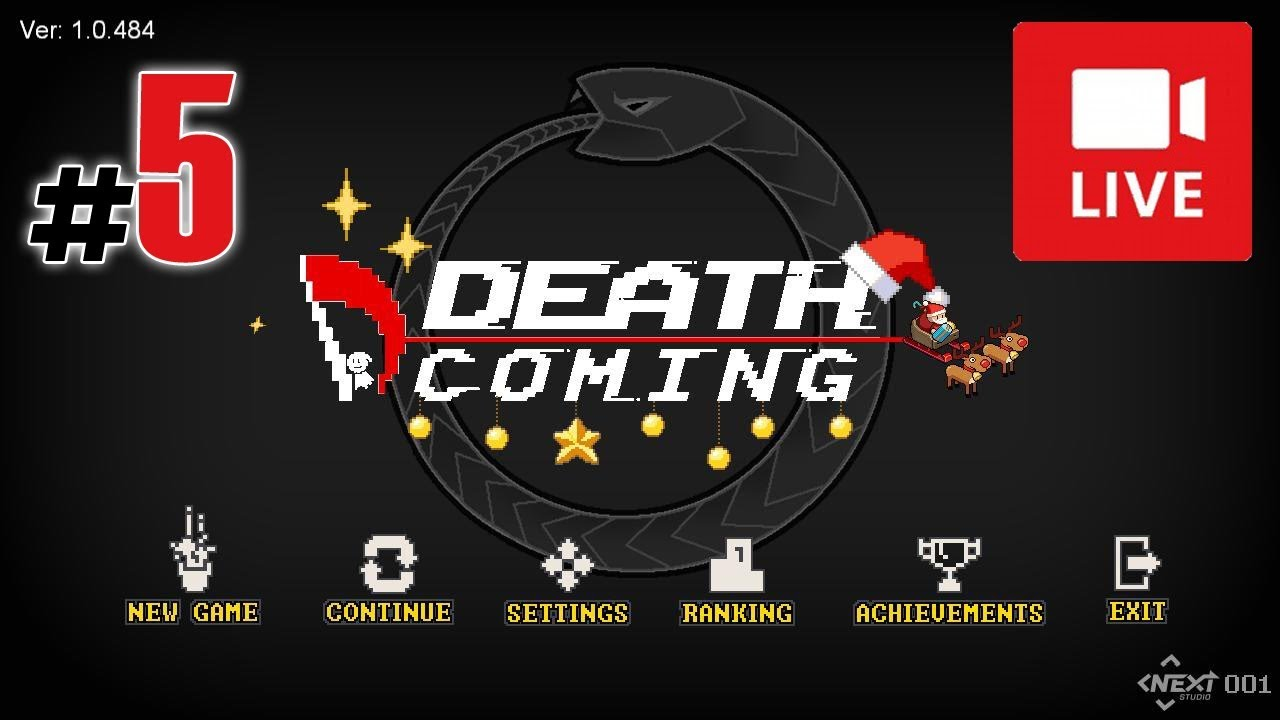 "[Archiwum] Live – Death Coming! (2) – [3/3] – ""Bonus i zimowe kraksy"""