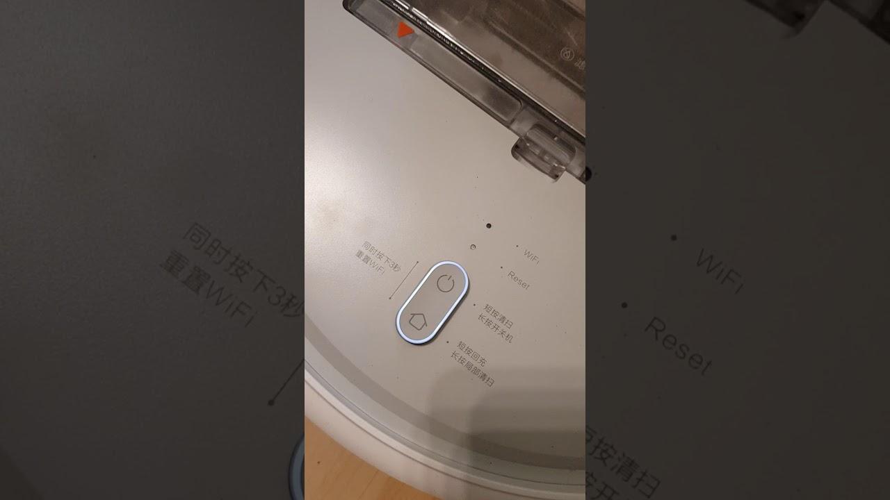 Hardreset Xiaomi Roborock